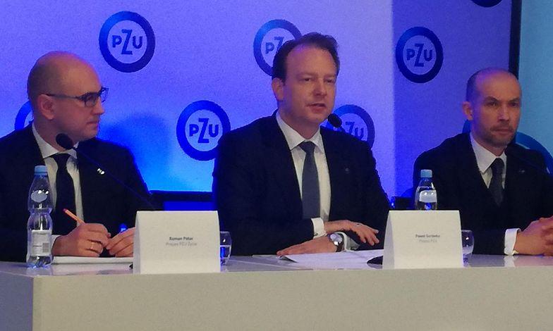 Paweł Surówka, prezes PZU chwali się, że zarządza najbardziej rentowną grupą ubezpieczeniową w Europie