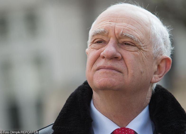 Były wiceminister obrony narodowej Janusz Zemke