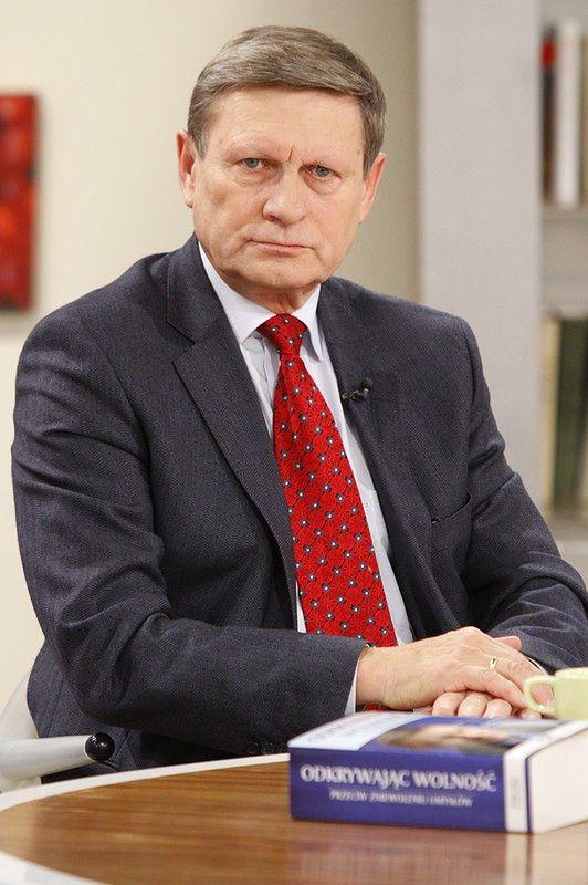 Prof. Leszek Balcerowicz ostro odpowiada Janowi Krzysztofowi Bieleckiemu