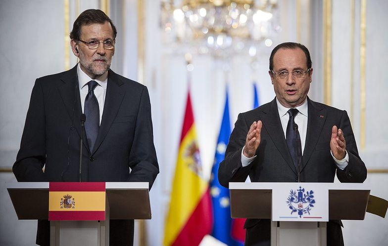 Hollande i Rajoy: Stawiamy na wzrost i tworzenie miejsc pracy