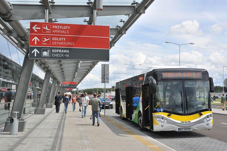 Lotniska w Polsce. Przejścia graniczne są źle finansowane