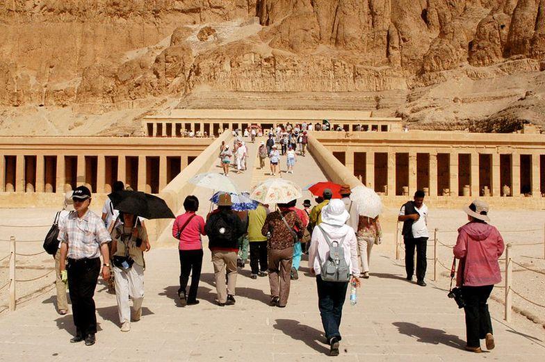 MSZ odradza podróże do Egiptu. Zagrożenie terroryzmem