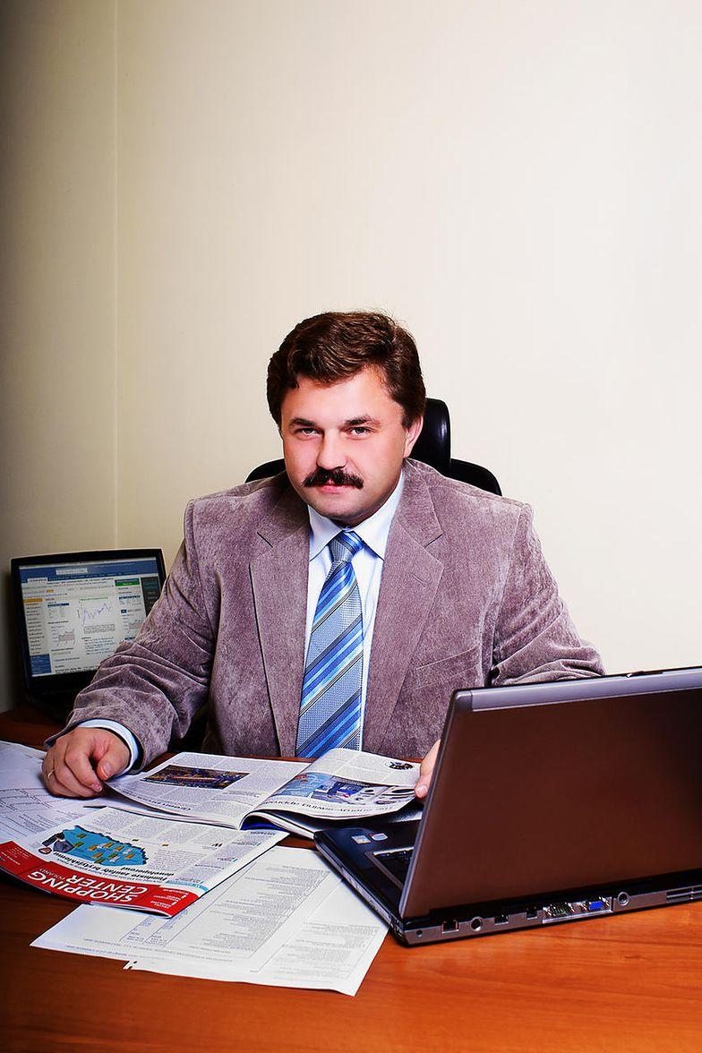 Bogusz Kuszyński, wiceprezes Redanu