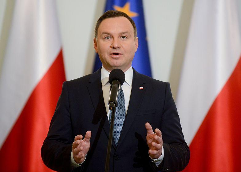 Andrzej Duda nie sięgnął po zewnętrzne opinie przed podpisaniem budżetu. Kuriozalna odpowiedź na naszą publikację
