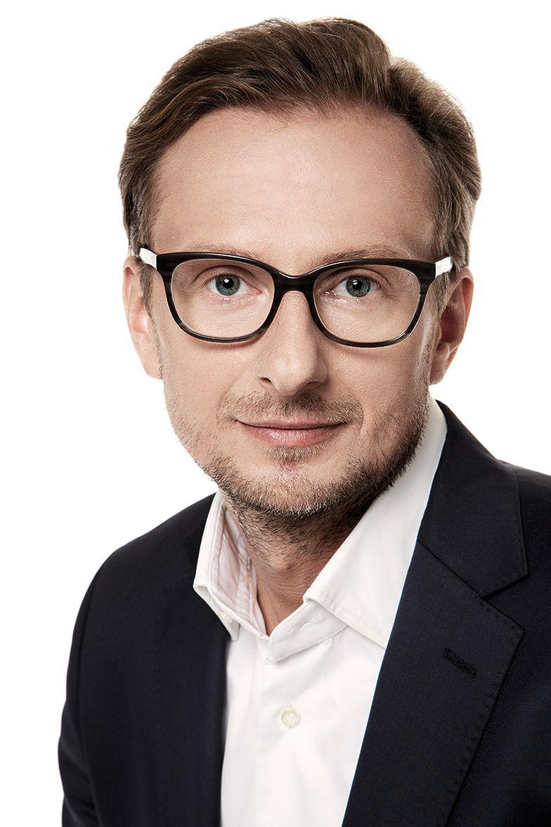 Bartosz Hojka, prezes Agory