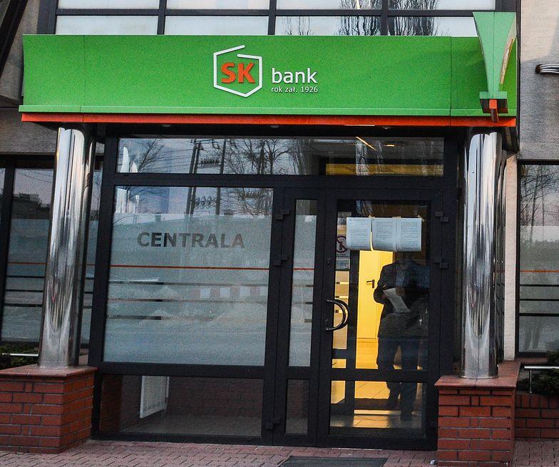 Bankructwo SK Banku w grudniu 2015 roku była pierwszą od 15 lat upadłością banku w Polsce.
