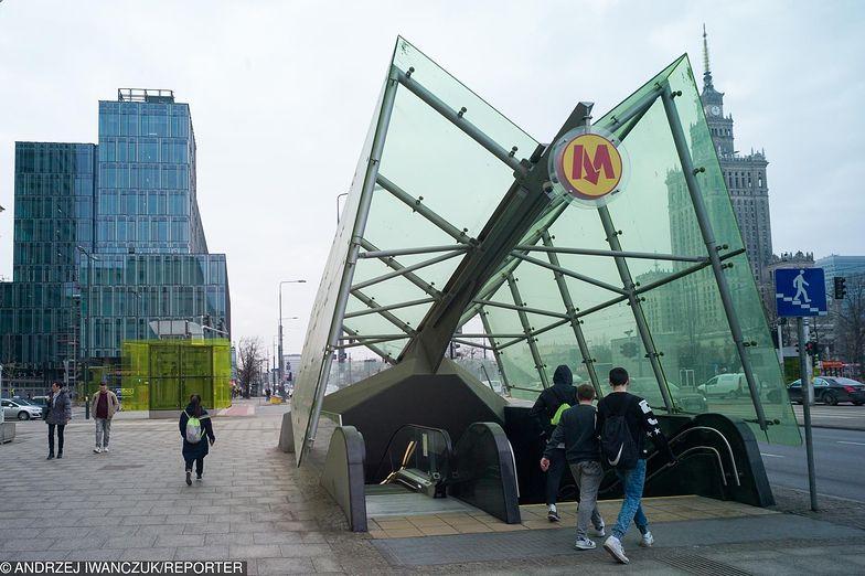 Zablokowane konto Astaldi może oznaczać wstrzymanie budowy warszawskiego metra