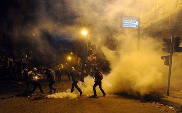 Zamieszki w Egipcie. Wojsko oskarża zagranicę