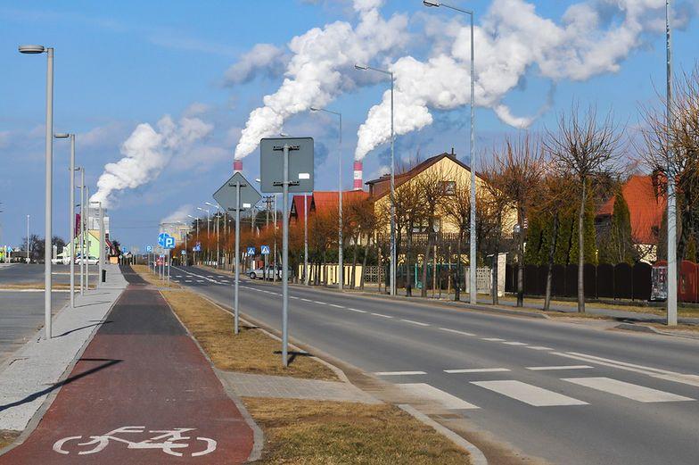 Dzięki elektrowni i kopalni gmina Kleszczów od lat zajmuje pierwsze miejsce w rankingu najbogatszych gmin