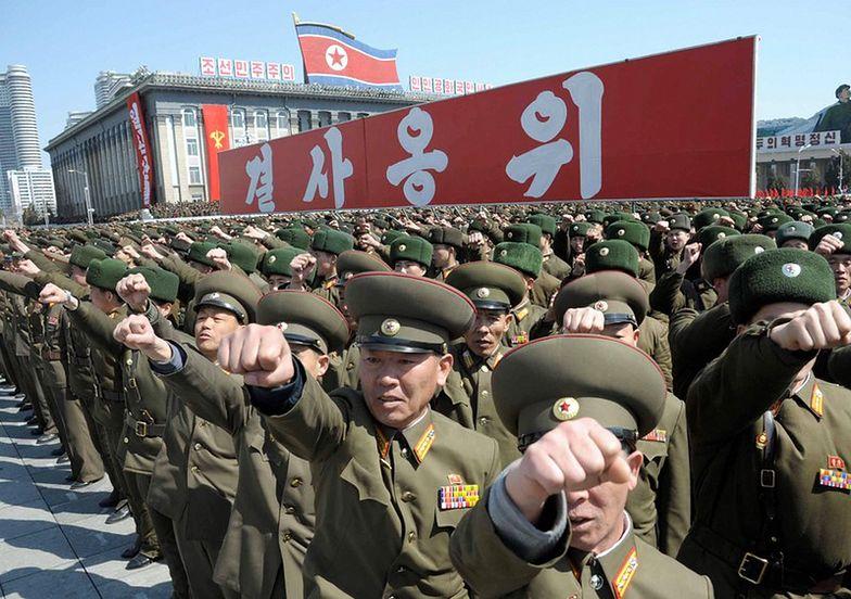 Korea Płn. wystrzeliła nową rakietę