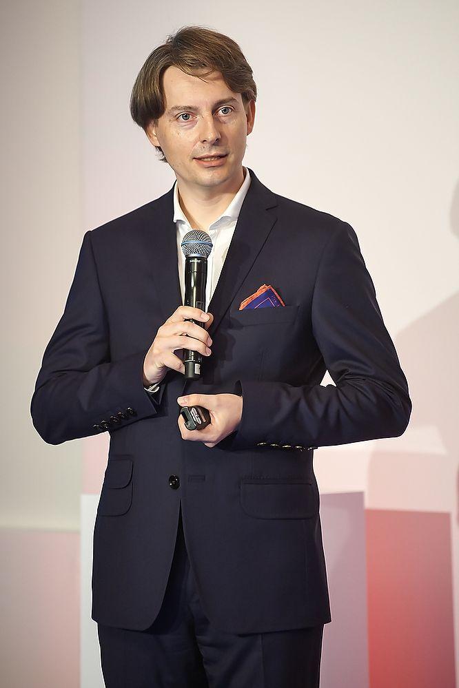 Krzysztof Soszyński, wiceprezes Inter Cars