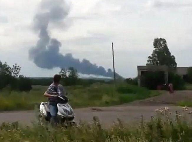 Zestrzelenie samolotu uderzy we władze w Kijowie
