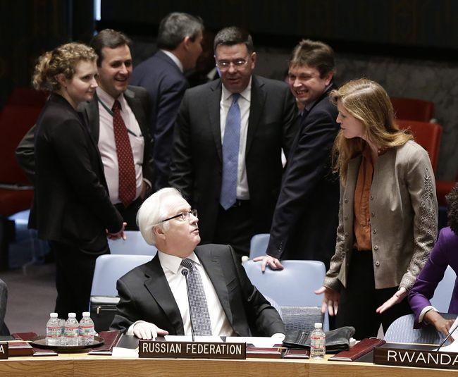 Ostra wymiana zdań pomiędzy dyplomatami Rosji i USA w ONZ