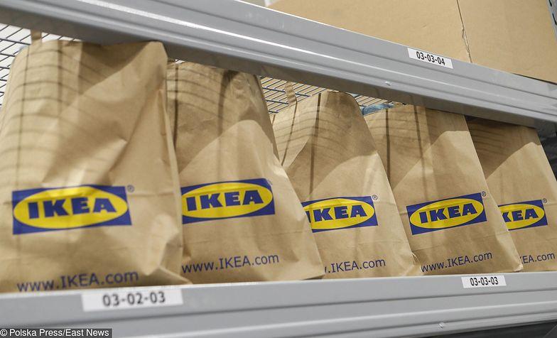 Black Friday IKEA - promocje na dekoracje i meble do salonu