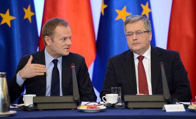 Zaskakujące zapowiedzi na szczycie w sprawie euro