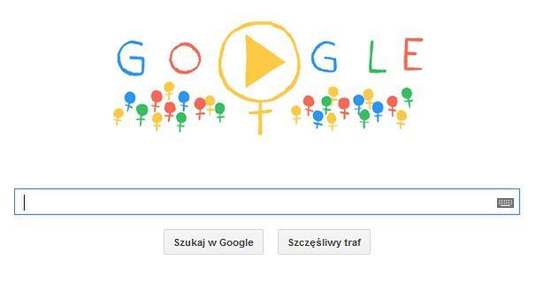 Międzynarodowy Dzień Kobiet. Google świętuje już dzisiaj
