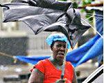 Huragan Dean przeszedł nad Jamajką