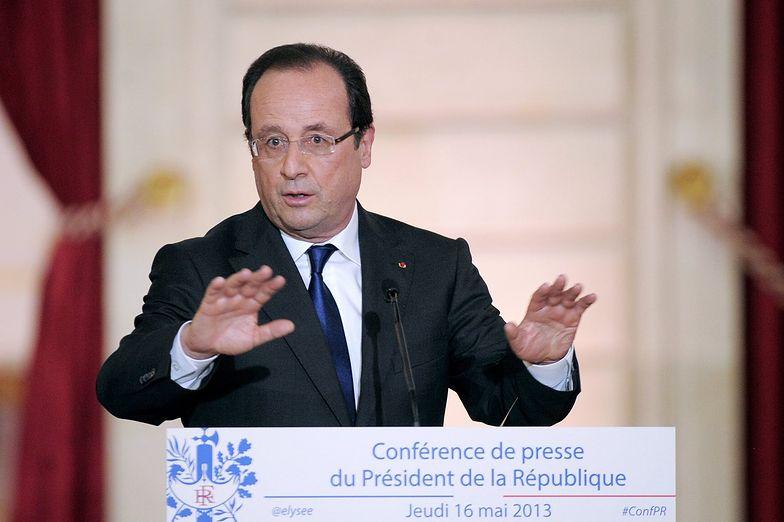 """Hollande chce wyprowadzić """"Europę z niemocy"""""""