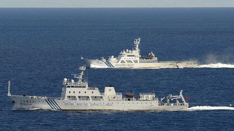 Spór o wyspy Senkaku. Chiny i Japonia zaostrzają konflikt