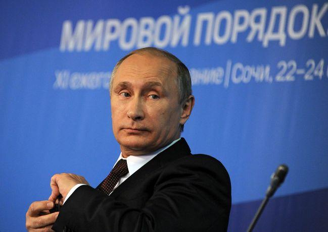Pogłoski o nowotworze Putina. Kreml odpowiada