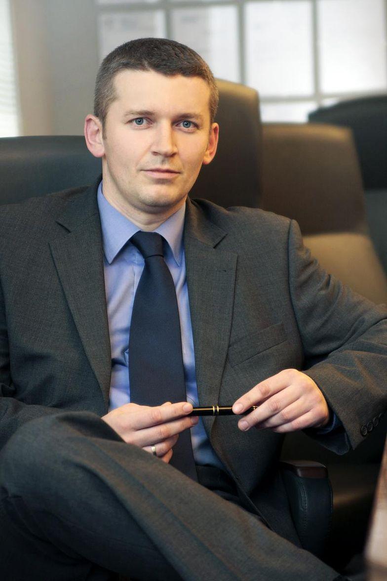 Tomasz Boduszek, prezes Pragma Inkaso