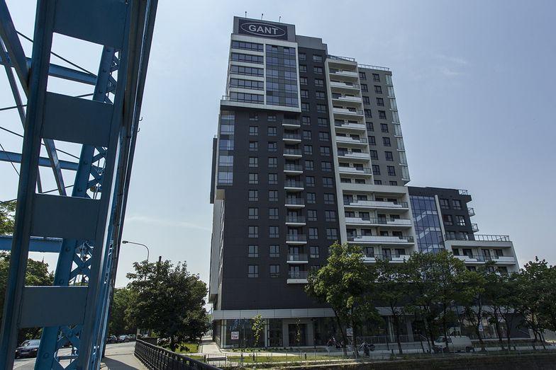 Odra Tower, sztandarowa inwestycja Ganta<br>