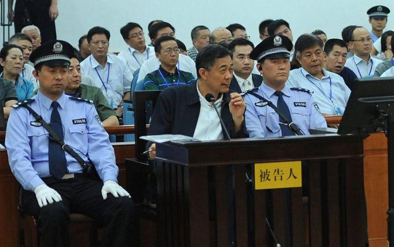 To najgłośniejszy proces w Chinach. Korupcja stulecia?