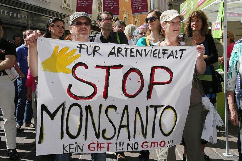 Unia uderza w Monsanto. Koniec z ich czołowym produktem