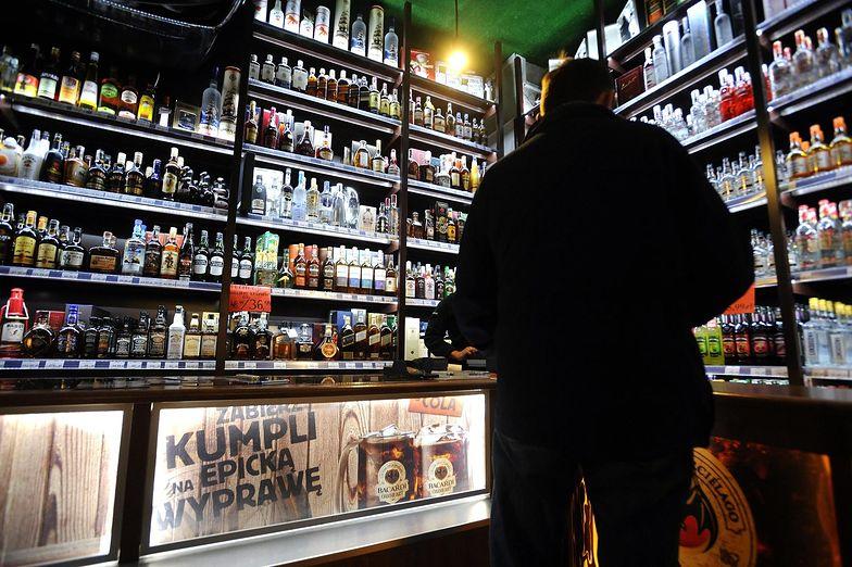 W ciągu ostatniego roku polski rynek alkoholi urósł o 1,4 proc.