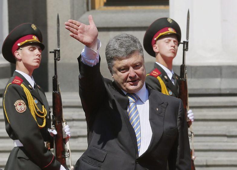 Majdan o nowym ukraińskim prezydencie