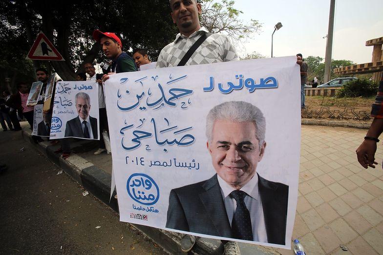 Kampania wyborcza Hamdina Sabahiego