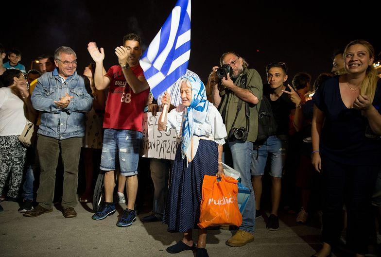Tylko 12 procent Greków chce powrotu do drachmy