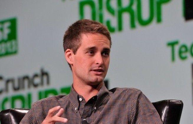 Evan Spiegel, szef Snapchata, jeden z najmłodszych miliarderów na świecie