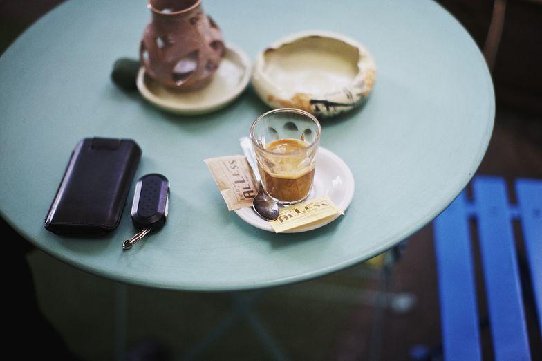 Zrób sobie kawiarnię