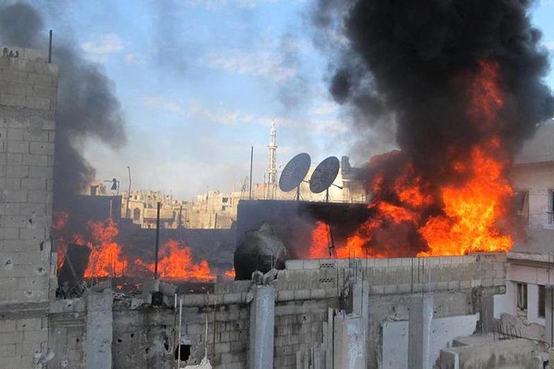 Al-Kaida w Syrii oskarżona o liczne zbrodnie