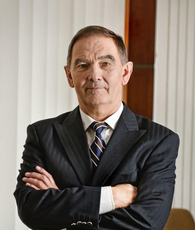 Jan Mikołuszko, prezes Unibep