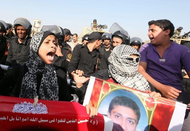 Mubarak skazany na dożywocie. Groziła mu kara śmierci