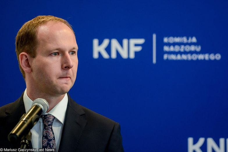 Marka Chrzanowskiego do KNF zarekomendował prezes NBP Adam Glapiński.