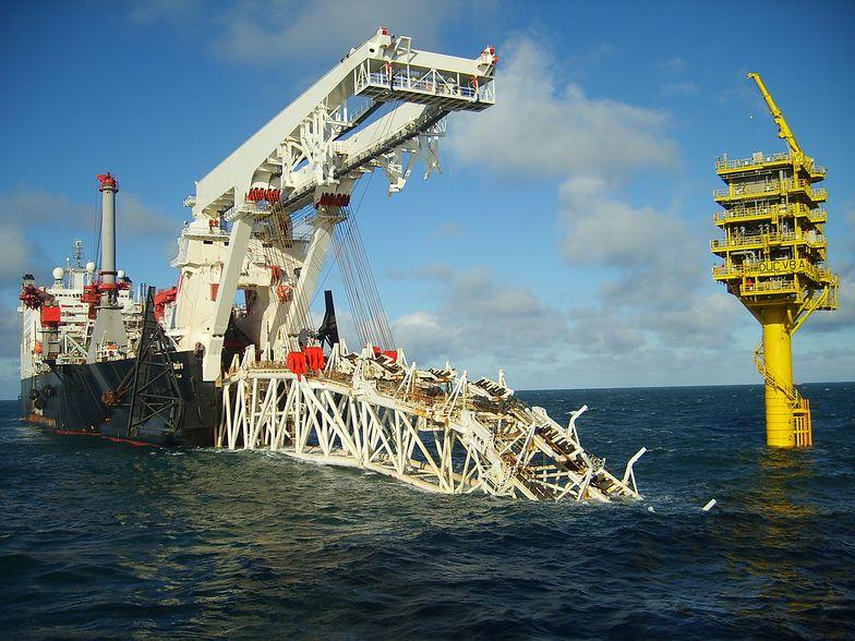 Polityk CDU: Budowa Nord Stream 2 jest błędem