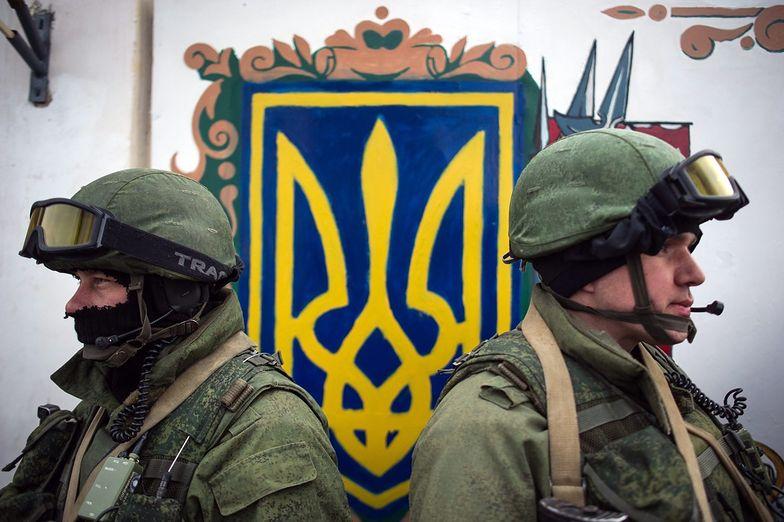 """Krym zadowolony z """"bratniej pomocy"""""""
