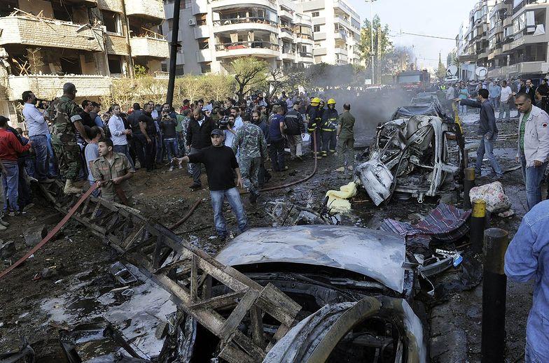 Zamach w Libanie. Nie żyje attache kulturalny