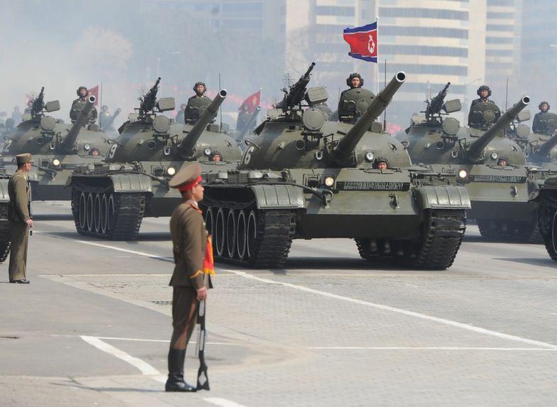 Sytuacja na Półwyspie Koreańskim się zaostrza