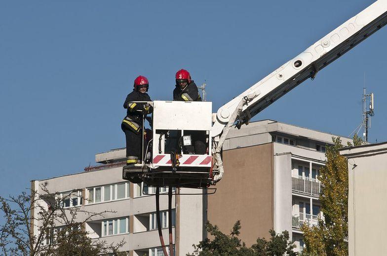 Pożar we Wrocławiu. Trzy ofiary śmiertelne pożaru