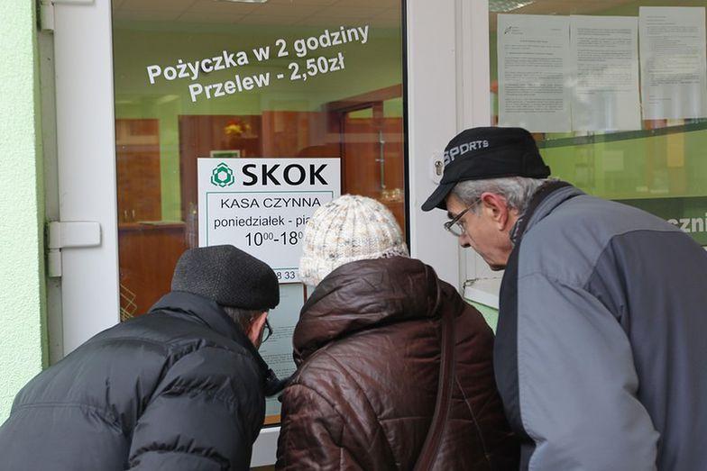 Ubezpieczenie pożyczki w SKOK jest obowiązkowe. Bez tego klient nie dostanie pieniędzy