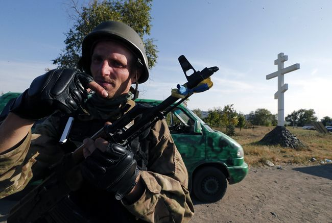 Wojna na Ukrainie. Separatyści zgodzili się na wymianę jeńców