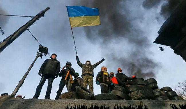 Kryzys na Ukrainie. Zabito dziennikarza, zwolennika Majdanu