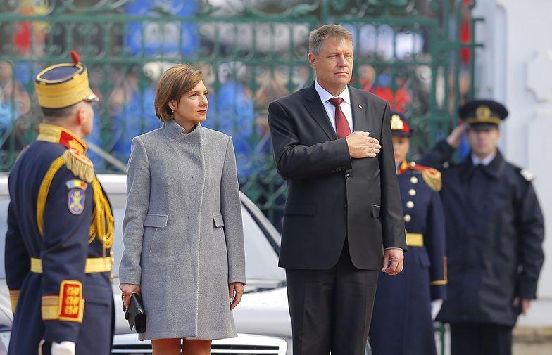 Wybory prezydenckie w Rumunii. Klaus Iohannis zaprzysiężony