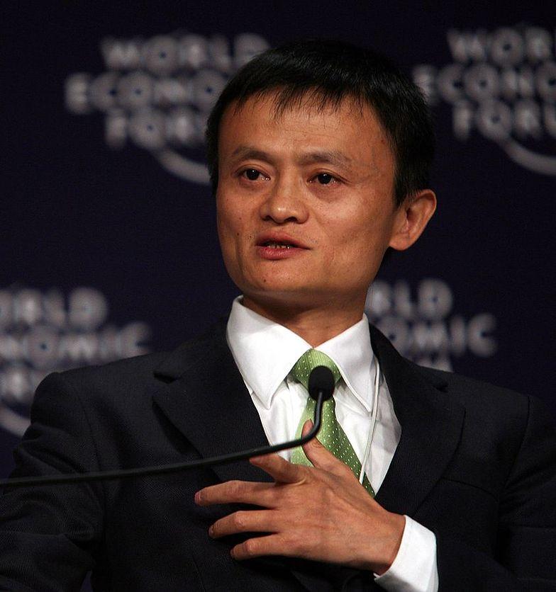 Jack Ma, prezes Alibaby