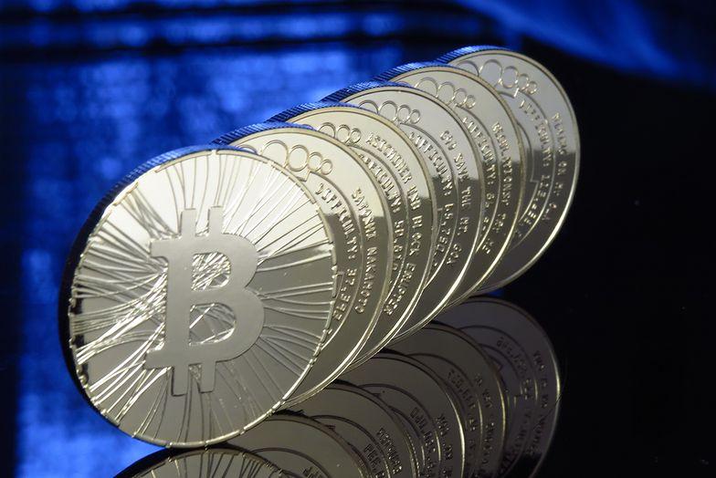 Bitcoin ma kłopoty. Kurs gwałtownie w dół