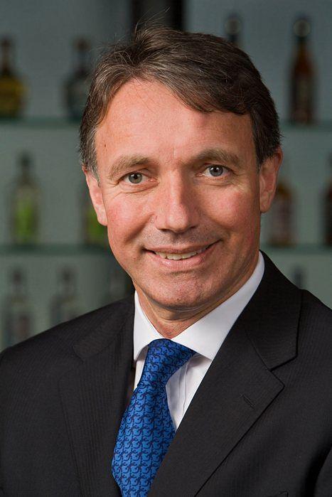 Matthew J. Shattock, CEO Jim Beam